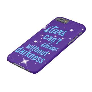 Les étoiles ne peuvent pas briller sans cas de coque barely there iPhone 6