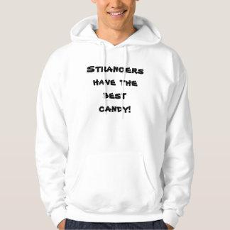 Les étrangers prennent la meilleure sucrerie ! sweat-shirts avec capuche