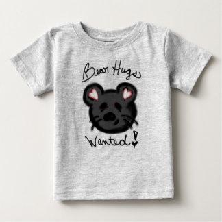 Les étreintes d'ours ont voulu le T-shirt