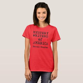 Les femmes de T-shirt de MWA court-circuitent la