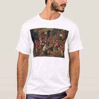 Les feux de St Martin T-shirt
