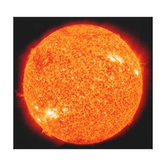 Les feux oranges du Sun Toiles