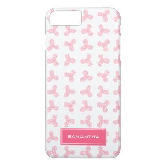 Les fileurs roses de personne remuante conçoivent coque iPhone 8 plus/7 plus