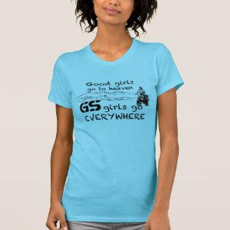 Les filles de GS vont partout T-shirt
