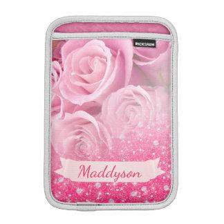 Les filles de l'adolescence ont personnalisé le housse pour iPad mini