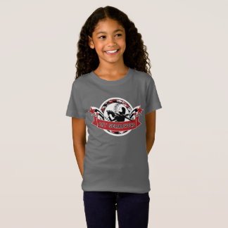 Les filles de Scrappers de Lil affinent le T-shirt