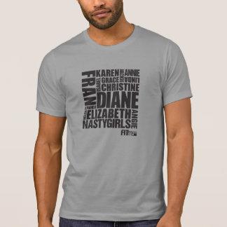 """Les filles """" t-shirt"""