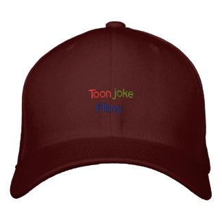 Les films de Toonjoke ont brodé le casquette