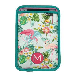 Les fleurs et les oiseaux tropicaux | ajoutent housse pour iPad mini