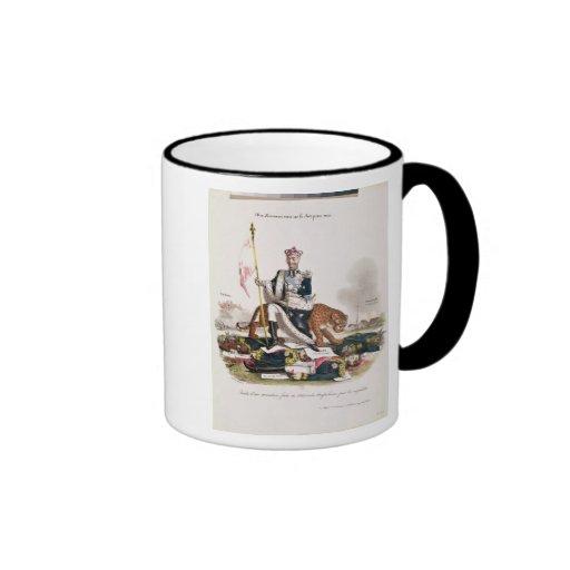 Les fois d'Une que le sacre rien ne le fut versent Tasses À Café
