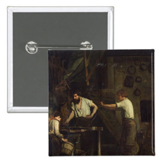 Les forgerons, mémoire de Treport, 1857 Badges