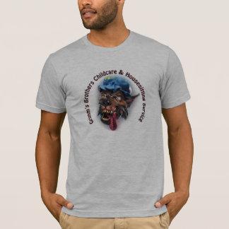 Les frères Childcare de Grimm et le service de T-shirt