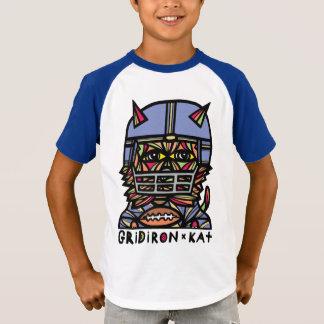"""Les garçons du """"gril KAT"""" court-circuitent le T-shirt"""