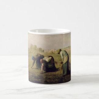 Les glaneurs par le millet 1857 de Jean-François Mug