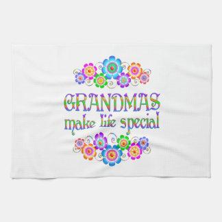 Les grand-mamans font le Special de la vie Serviette Éponge