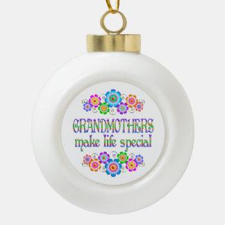 Les grands-mères font le Special de la vie Boule En Céramique