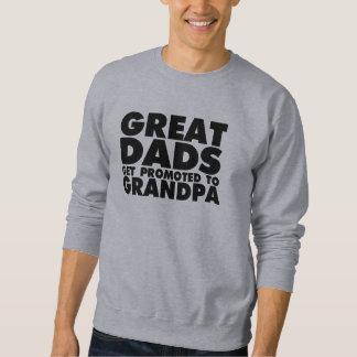 Les grands papas obtiennent favorisé au grand-papa sweatshirt