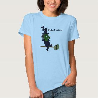 Les griffonnages de Mike - sorcière rebelle T-shirt