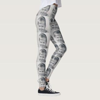 Les guêtres des femmes de baby boomer leggings