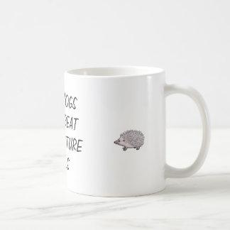 Les hérissons font de grands outils d'acuponcture mug