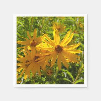 """Les hierbas d'en MI de Flores """"fleurit dans mes Serviettes En Papier"""