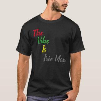 Les hommes d'Irie court-circuitent le T-shirt de