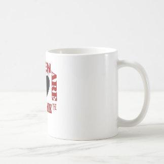 Les hommes sont tous les mêmes mug blanc