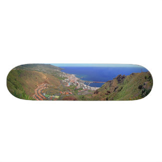 Les Îles Canaries Espagne de Palma de La de Santa  Skateboards Cutomisables
