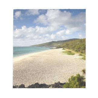 Les Îles Maurice, île de Rodrigues, St Francois, S Blocs Notes