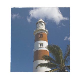 Les Îles Maurice, Îles Maurice occidentales, belle Blocs Notes