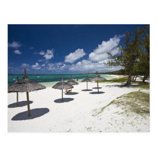 Les Îles Maurice, Îles Maurice orientales, jument Cartes Postales