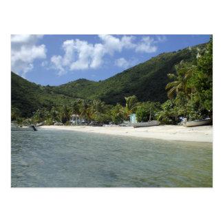 Les Îles Vierges britanniques - Jost Carte Postale