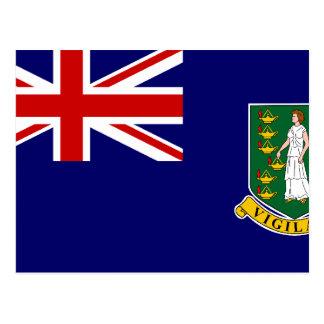 Les Îles Vierges britanniques, Royaume-Uni Carte Postale