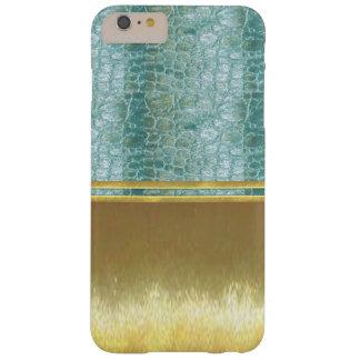 Les illusions d'or refroidissent la caisse de coque barely there iPhone 6 plus