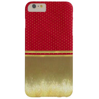 Les illusions d'or refroidissent la caisse de coque iPhone 6 plus barely there