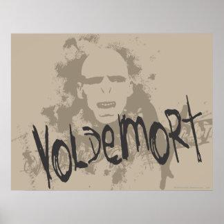 Les industries foncées de Voldemort graphiques Posters