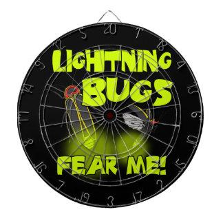 Les insectes de foudre me craignent jeux de fléchettes