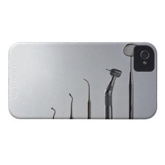 Les instruments du dentiste coque iPhone 4