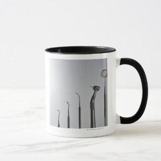 Les instruments du dentiste mugs