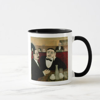 Les intellectuels au café Rotonde, 1916 Mug