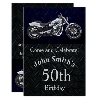 Les invitations des hommes de fête d'anniversaire
