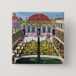 Les jardins du parc de mirabelle, Salzbourg, Austr Badge