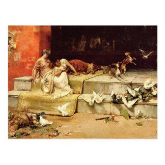 Les jeunes filles romaines par Juan Luna Cartes Postales