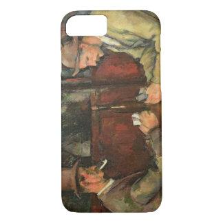 Les joueurs de carte, 1893-96 coque iPhone 7