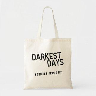 Les jours les plus foncés par blanc de sac