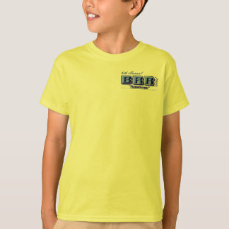 Les lance-flammes ont personnalisé la chemise de t-shirt