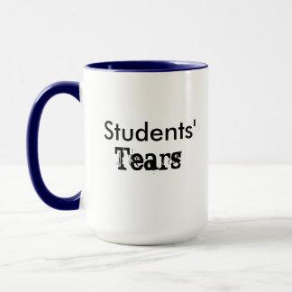 Les larmes des étudiants mug