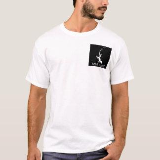 """Les lézards d'amour T-shirt """"aiment Liz"""""""