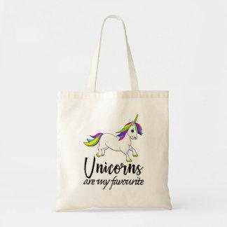 Les licornes sont mon sac fourre-tout préféré