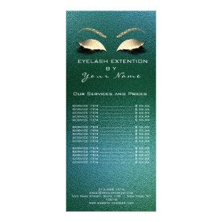 Les listes des prix de marquage à chaud fouettent carte publicitaire